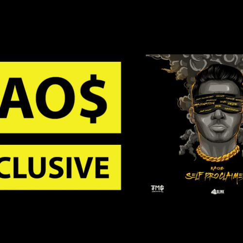 Exclusive : Rapper Kao$ On His Newest Single!