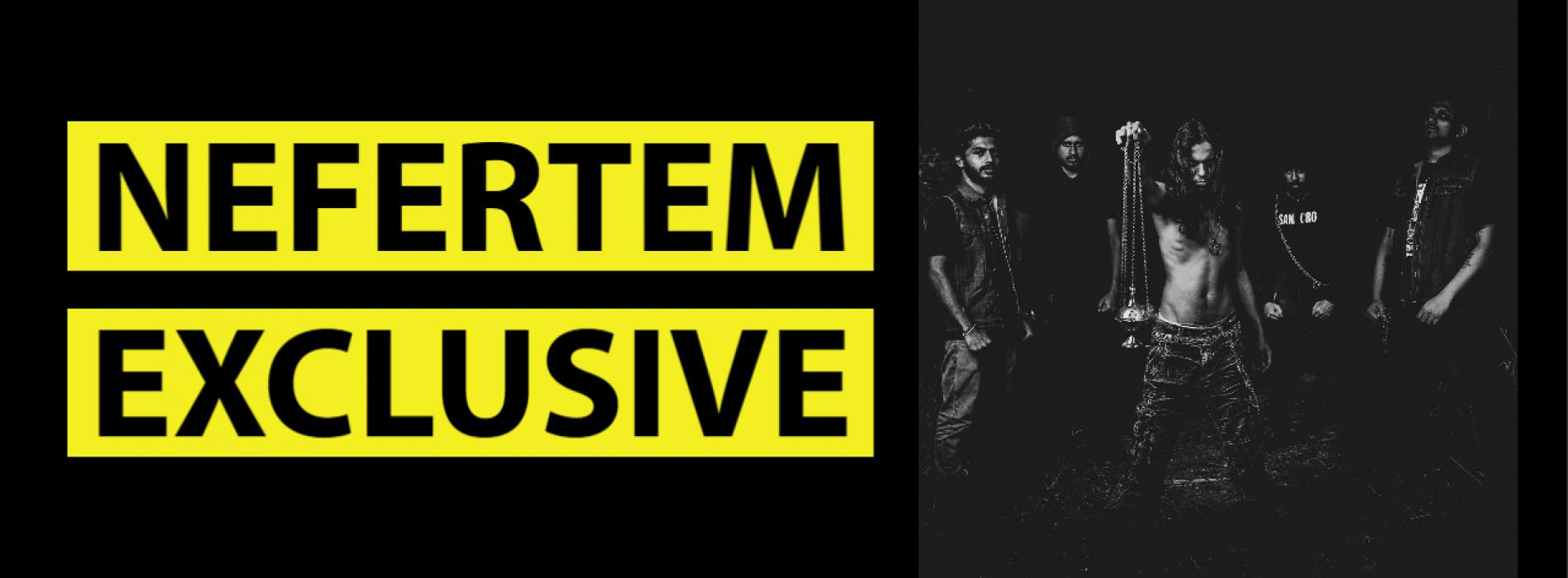 Exclusive : The Nefertem Concert's First Look