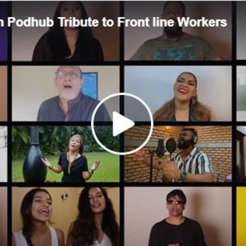 New Music : Stars On Podhub – Tribute To Front line Workers