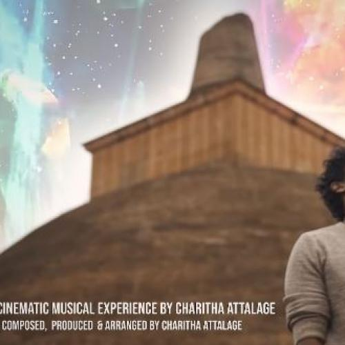 New Music : Galana Ganga @ Kuweni Live in Concert -Cinematic Musical Experience by Charitha Attalage ft Ravi Jay
