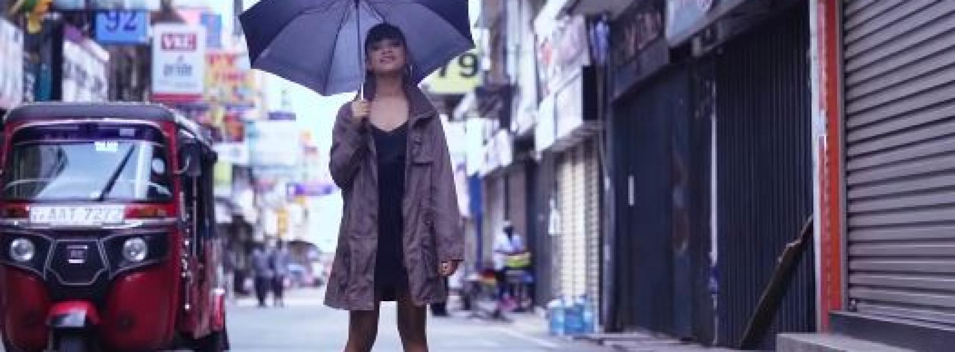 New Music : Hana Shafa – Sinhala Mashup Cover Official Music Video