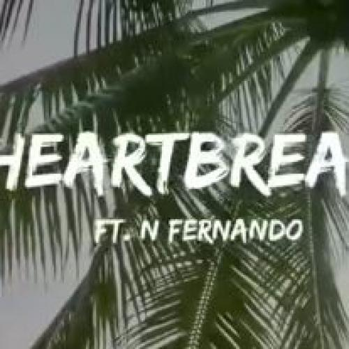 New Music : JJ Twins – Heartbreak (Hinahenna Aaye) Ft N Fernando (Official Video)
