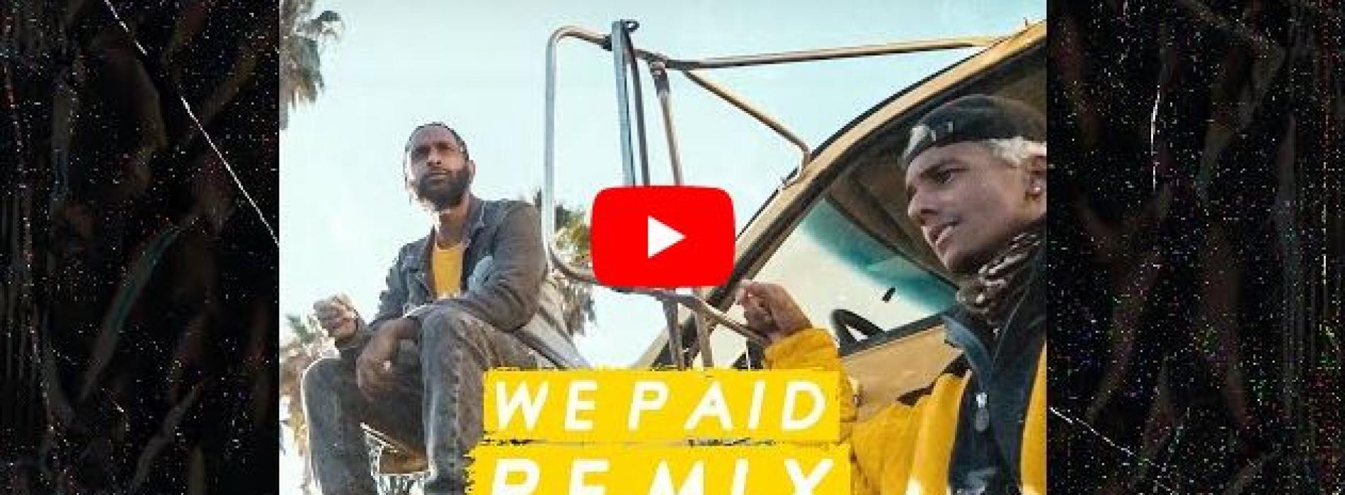 New Music : Jay Princce Ft Kennedy Ward – We Paid Remix