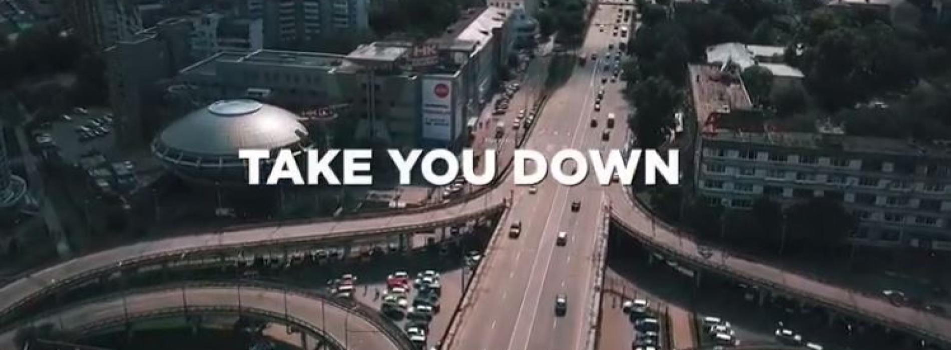 New Music : R-CUE, Rydah – Take you down (ft JaRay) (Official Music Video)