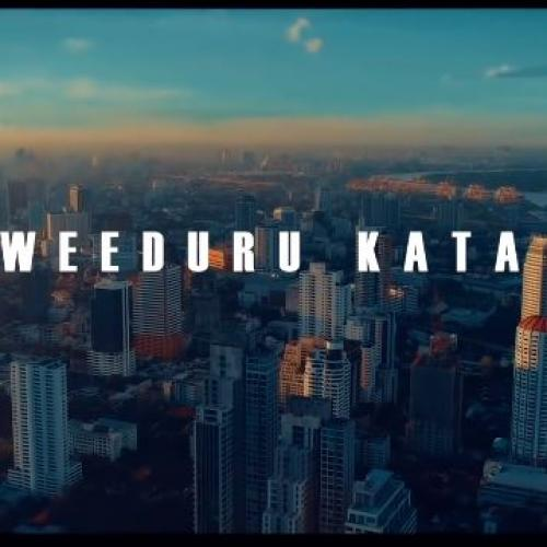 New Music : Weeduru Kata (වීදුරු කැට) Sajith Madusanka ft Shehan & Shanuka, Jadon Fonka (Official Music Video)