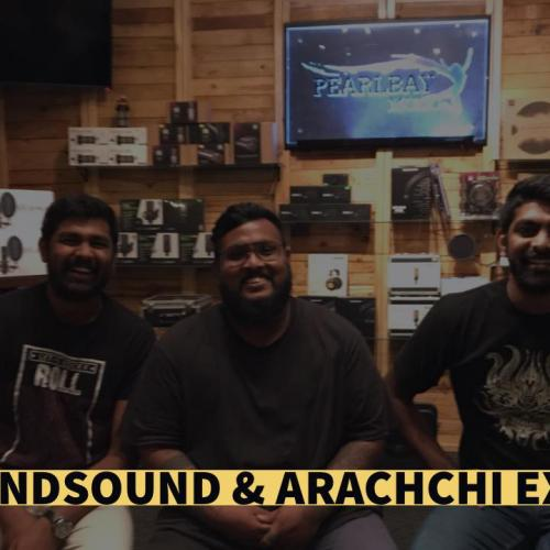 Exclusive : IslandSound & Arachchi