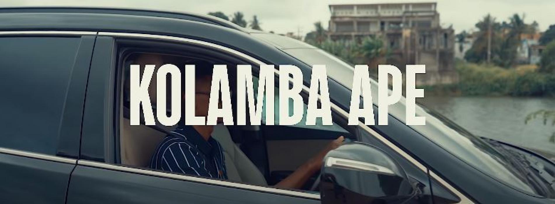 New Music : Ambroz – Kolamba Ape (Official Video) ft Paranoid Note