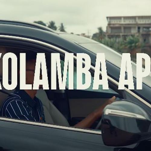 New Music : Ambroz – Kolamba Ape (Official Video) ft Paranoid Note