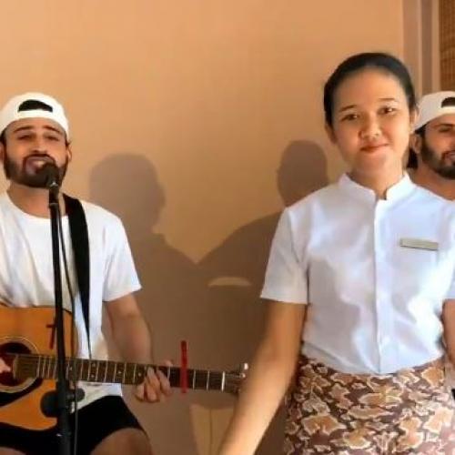 New Music : JJ Twins – U Smile (Original) | Live From The Villa