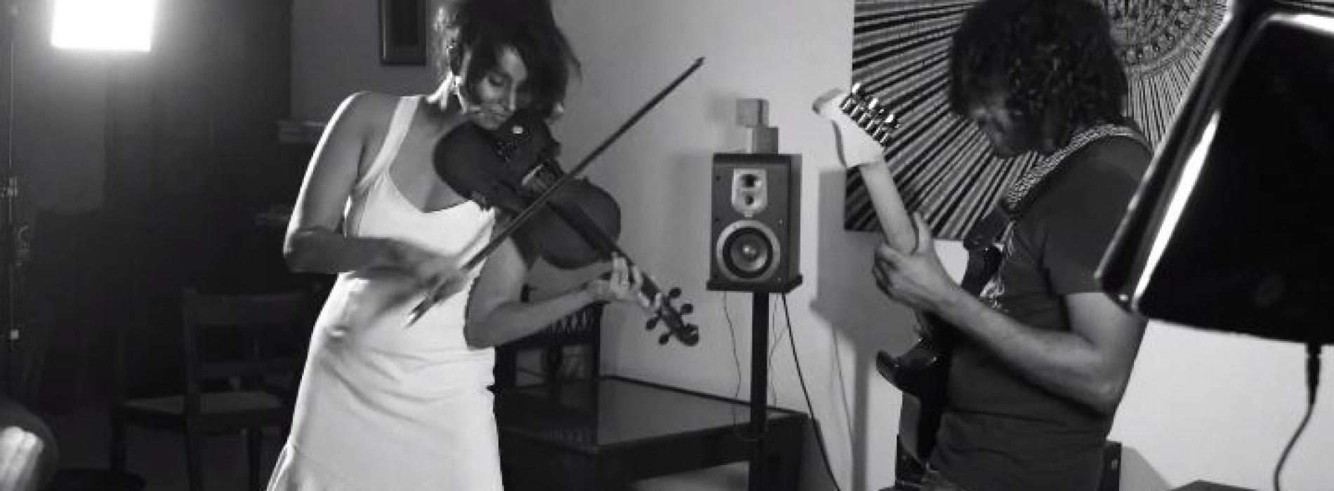 New Music : Sweet Child O' Mine – Guns n' Roses (Violin Cover) Mad Violinist Ft Andrew Obeyesekere