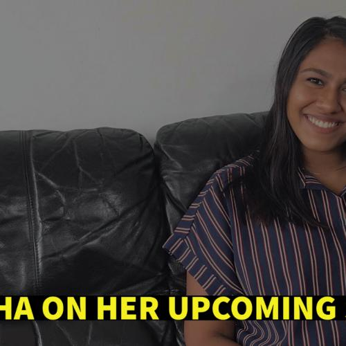 Exclusive : Thyasha On Her Upcoming Single
