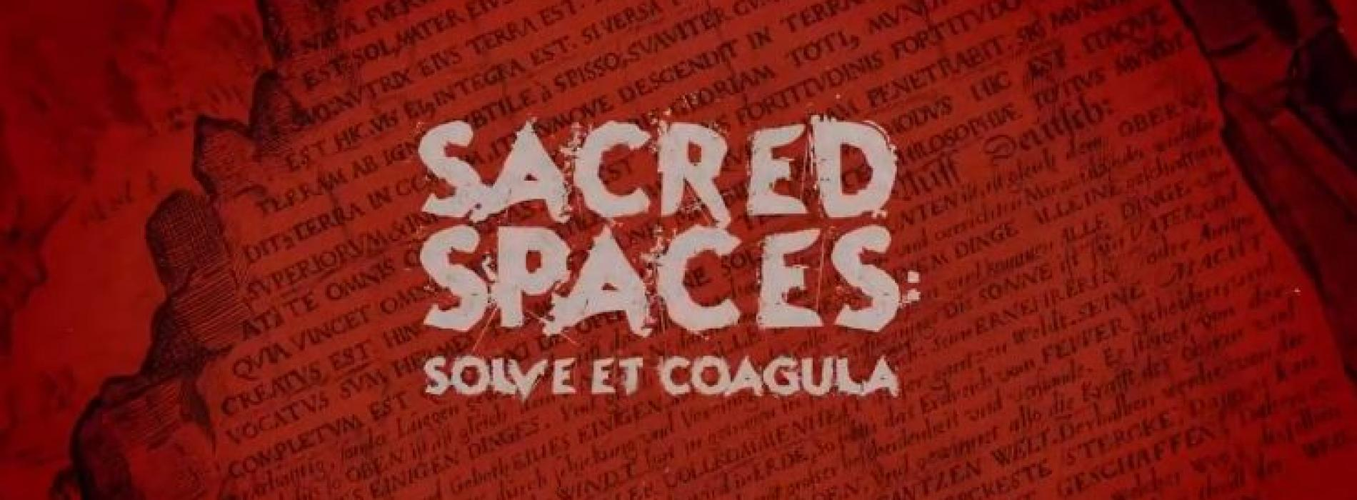 New Music : Stigmata – Sacred Spaces: Solve et Coagula (Official Music Video)