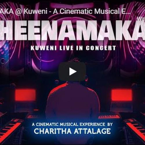 New Music : Heena Maka @ Kuweni – A Cinematic Musical Experience by Charitha Attalage (ft Harshadewa & RaviJay)