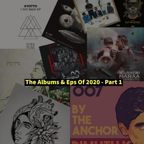 The Albums & Eps So Far Of 2020 – Part 1