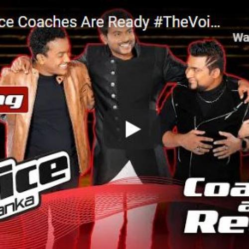 News : The Voice Reveals New Coaches