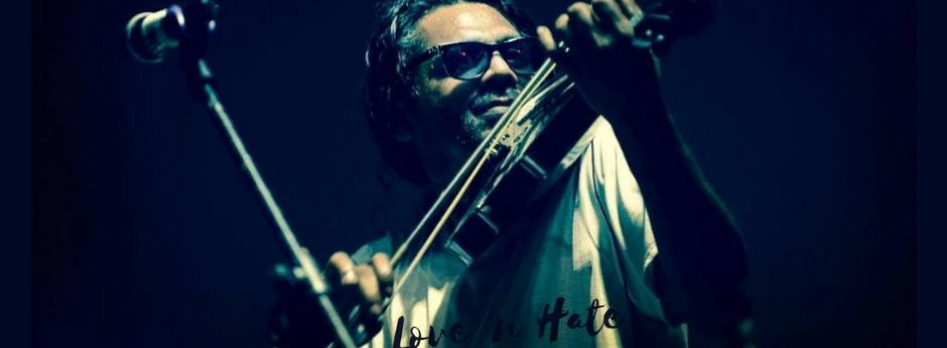 New Music : Ajith Kumarasiri – Love 'n Hate (Simple Art Song Form)