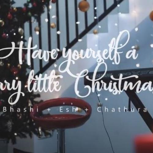 New Music : Bhashi Alwis – Have Yourself a Merry Little Christmas Feat Esh & Chathura