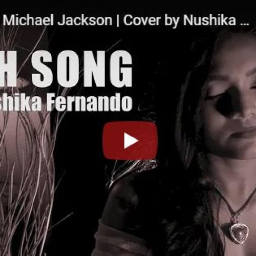 New Music : Earth Song | Michael Jackson | Cover by Nushika Fernando (2FORTY2)