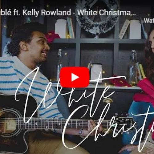New Music : Michael Bublé ft Kelly Rowland – White Christmas (Cover by Ryan & Sushmita)