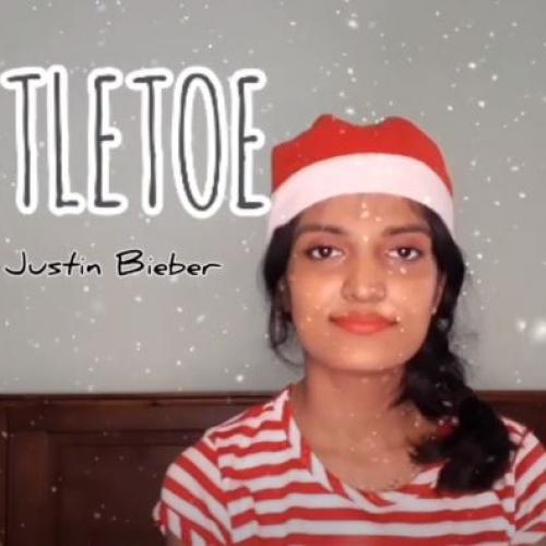 New Music : 'Mistletoe' | Cover by SHAVI