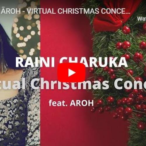 Concert – Raini with Aron – Virtual Christmas Concert (ක්රිස්මස් කොන්සට්)