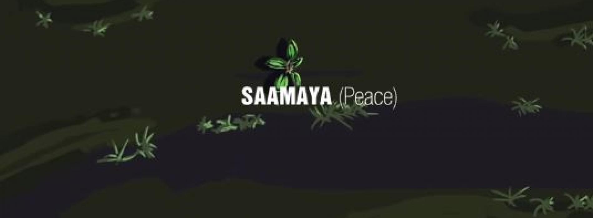 New Music : Saamaya (සාමය) – Ranji Wickremasinghe (Official Music Video)