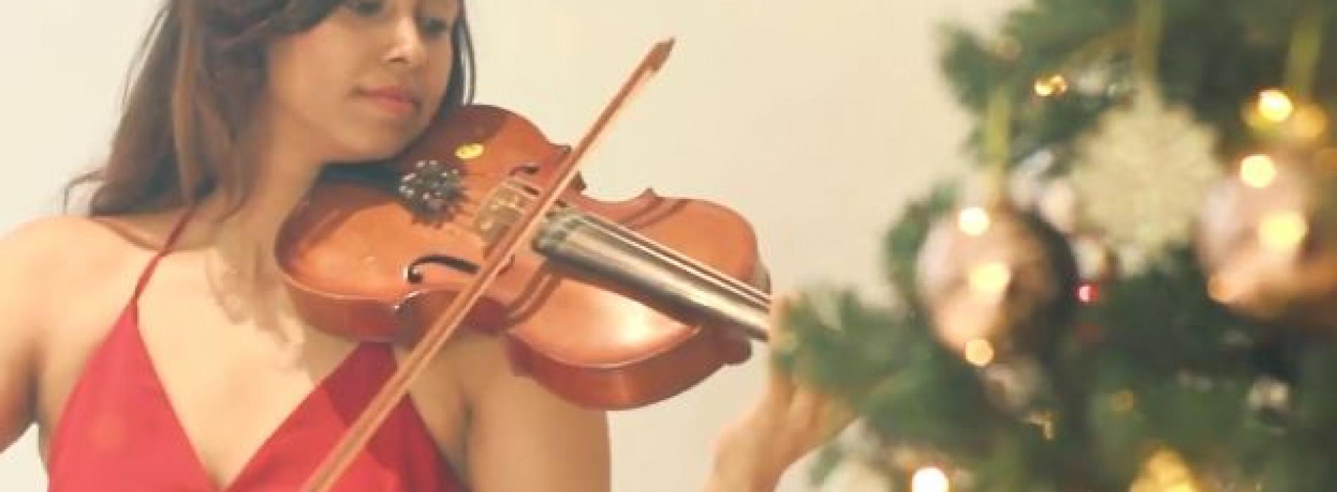 New Music : Carol of the Bells – Shanela De Livera ( Official Video )