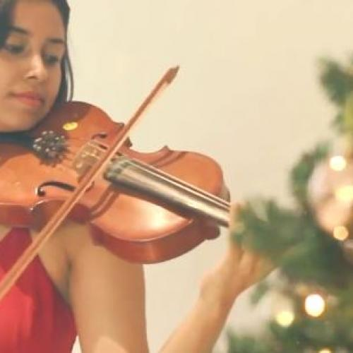 New Music : Carol of the Bells – Shanela De Livera ( Official Video )