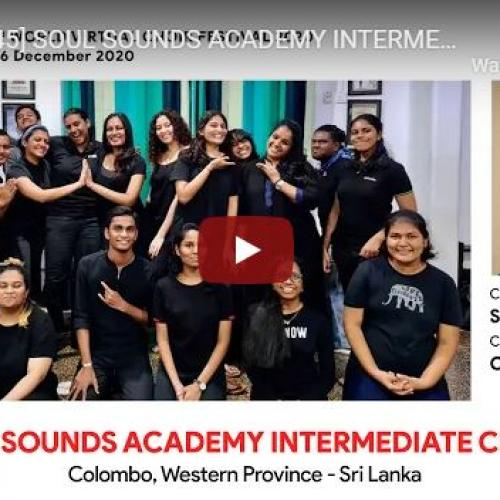 New Music : Soul Sounds Academy Intermediate Choir – Miss You Most At Christmas Time