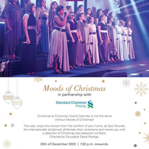 Concert : Soul Sounds : Moods Of Christmas Live 2020