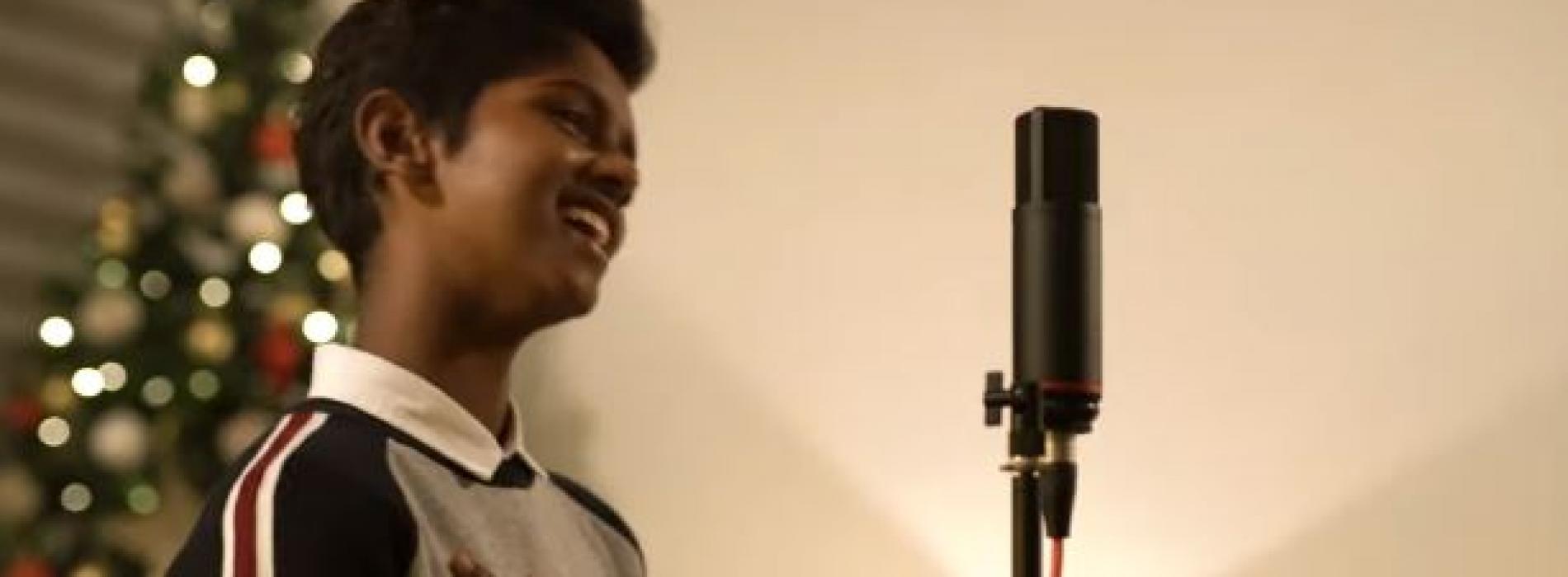 New Music : 'That's Christmas To Me' (Pentatonix Cover) – Jevahn Mikel Sathasivam