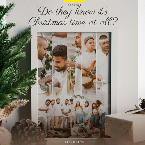 New Music : Do They Know It's Christmas | Cover by The Rugrats And Friends