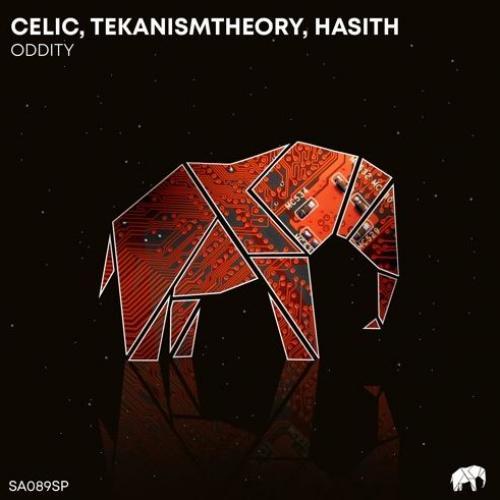 New Ep : Celic, TekanismTheory, Hasith – Oddity
