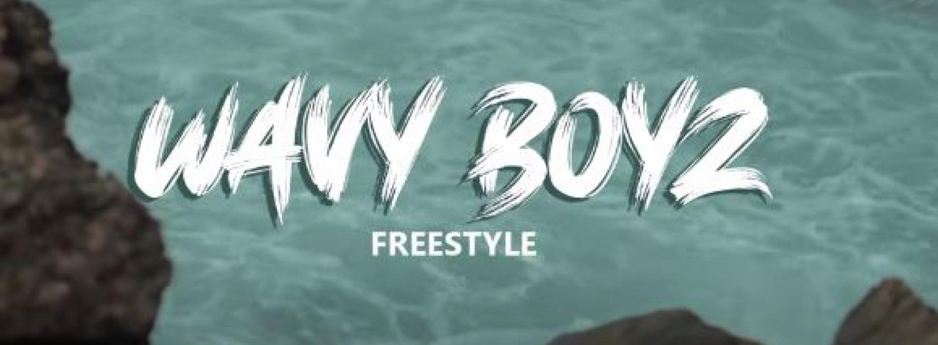 """New Music : Dope Gang """"WAVY BOYZ"""" [freestyle] ft Fyusion, Reezy & Teecee (Official Video)"""