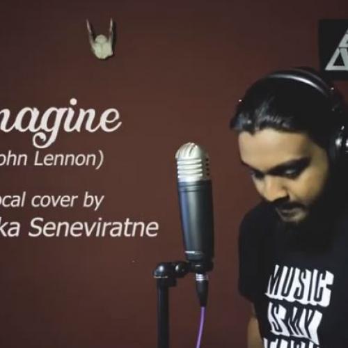 New Music : Imagine (John Lennon) – Vocal Cover by Lakshika Seneviratne