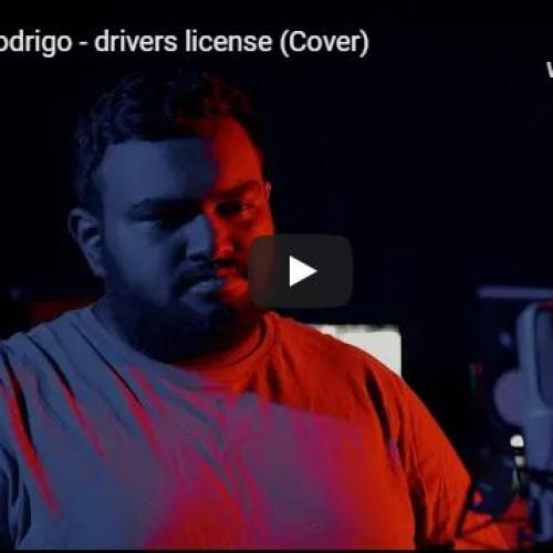 New Music : Minesh Dissanayake – Drivers License (Cover)