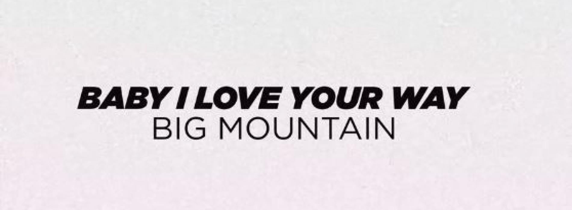 New Music : Big Mountain – Baby, I Love Your Way (Cover by Minesh)
