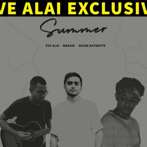 Exclusive : Eve Alai On His Newest Collaba
