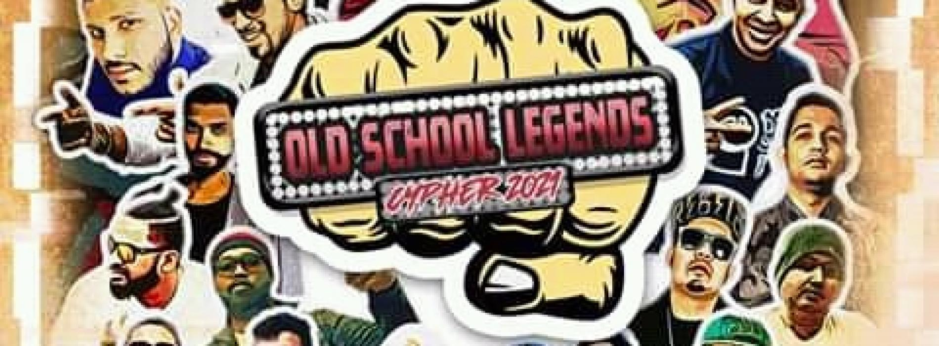 New Music : SL Old School Legends's Cypher 2021