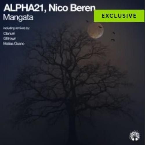 New EP : ALPHA21 & Nico Beren – Mangata