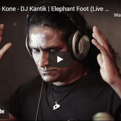 New Music : Chichovite Kone – DJ Kantik | Elephant Foot (Live Percussion Mashup Cover)