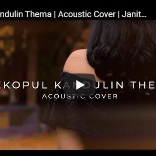New Music : Dekopul Kandulin Thema | Acoustic Cover | Janith Chanaka Wijayabandara | Sarada Jayagoda | YASHI