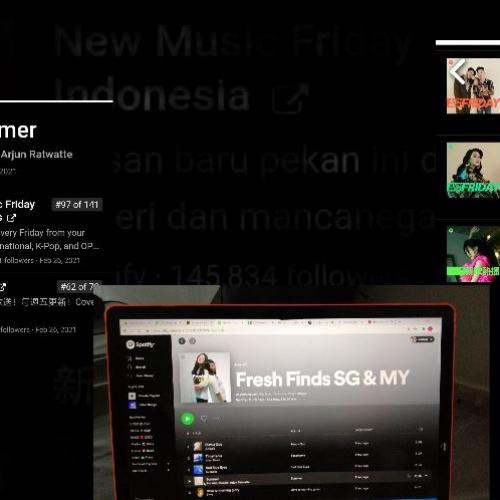 Spotify Watch : Eve Alai x Madaid x Arjun Ratwatte – Summer