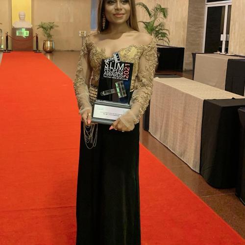 News : Umaria Bags Song Of The Year Award As SLIM