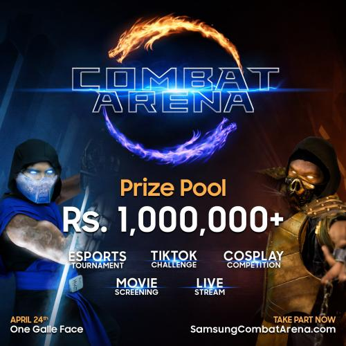 The Biggest Prize Pool For A Fighting Games Championship In Sri Lanka.