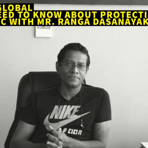Exclusive : Mr. Ranga Dasanayake On We Did It Global