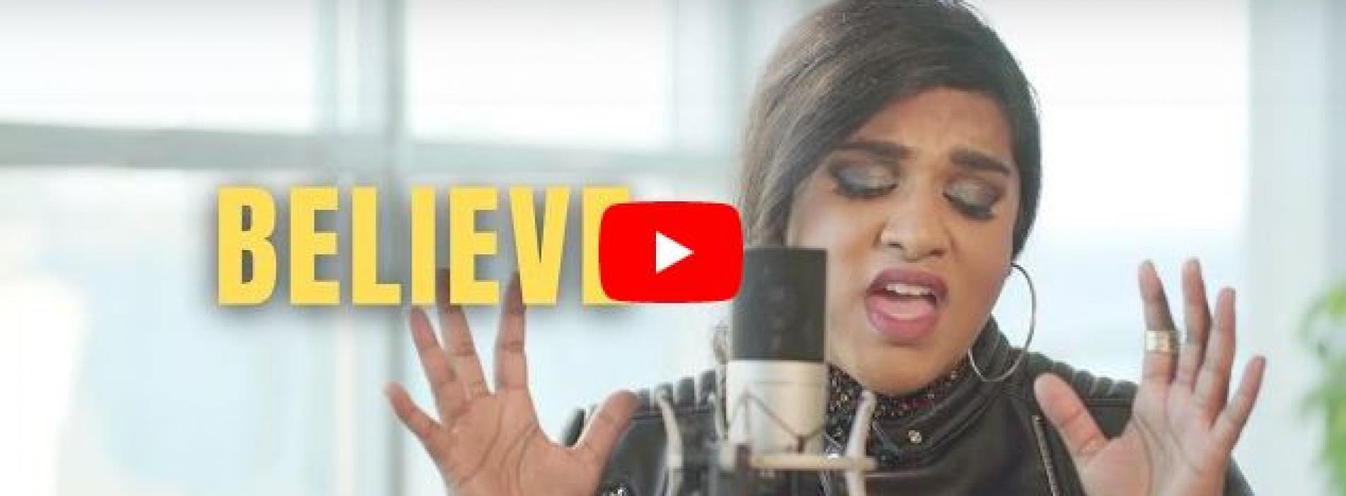 New Music : Believe – Cher (Roveena Cover)