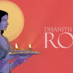 New Music : Dhanith Sri – Roja (රෝජා) Official Lyric Video   Album Alokawarsha