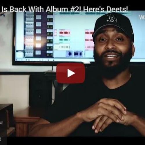 Exclusive : Rapper Jay Princce Has Album #2 Coming Out!