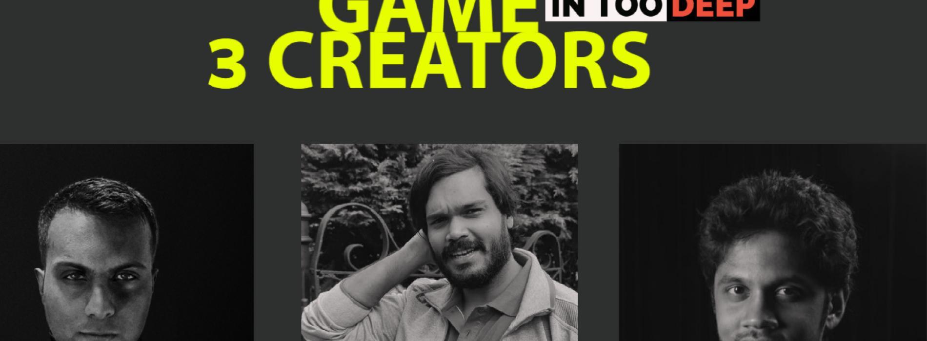 Indie Game Alert – In Too Deep